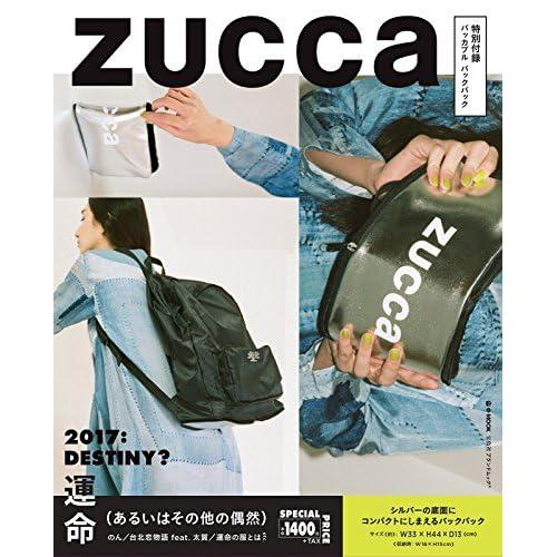 ZUCCa 2017 DESTINY 画像