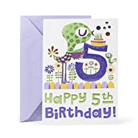 Hallmark 2nd Birthday Card