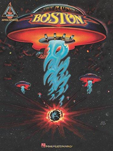 Boston (Guitar Recorded - Recorded Versions Tab