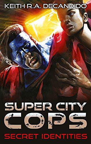 Lois Lane Comic Costumes - Super City Cops - Secret Identities