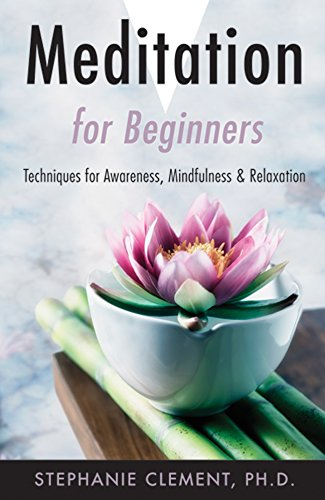 Meditation for Beginners: Techniques for Awareness, Mindfulness & Relaxation (For Beginners (Llewellyn's)) (Asia Relaxing Body)