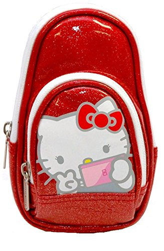 - Nintendo DS DS Lite DSI Hello Kitty Game Traveler Case Glittering Red