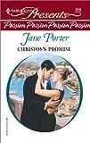 Christos's Promise, Jane Porter, 0373122101