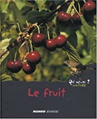 Le fruit par Guidoux