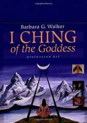 I Ching of the Goddess: Divination Kit (Boxed Set with Cards)