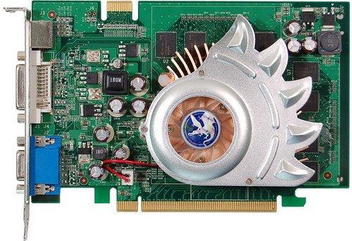 V8502GT51 - BIOSTAR V8502GT51 Biostar-Geforce-8500GT-V8502GT51-Passivkuehler