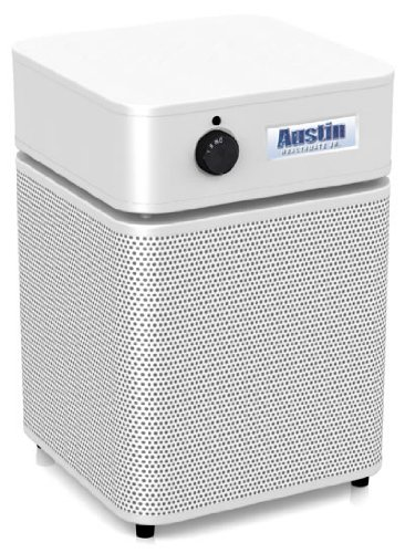 Austin Air Healthmate Junior Plus Air Purifier - White