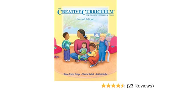 The creative curriculum for infants toddlers and twos diane the creative curriculum for infants toddlers and twos diane trister dodge sherrie rudick kai lee berke 9781879537996 amazon books fandeluxe Gallery