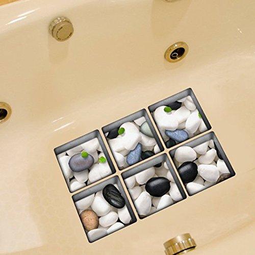 black soaker tub - 6
