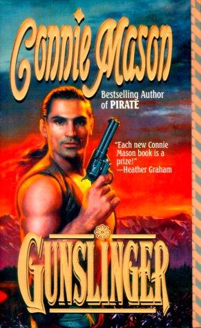 Gunslinger Connie Mason