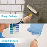 Paint Roller Cover, Paint Roller Kit 9 Inch 3/8