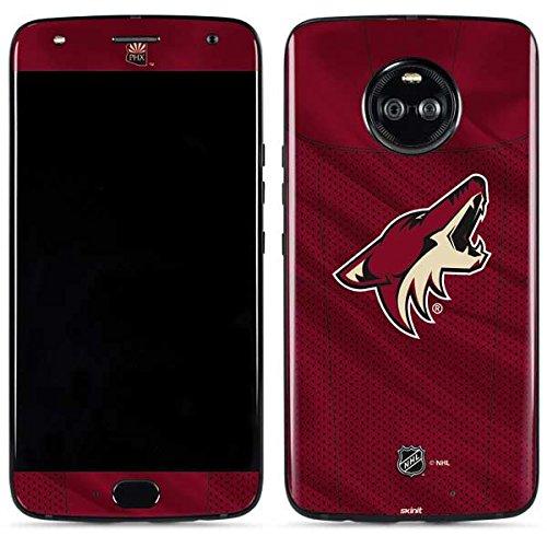 Arizona Coyotes Moto X4 Skin - Phoenix Coyotes Home Jersey | NHL & Skinit Skin