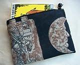 COSIMO- Silk Lined Tarot Bag/Pouch
