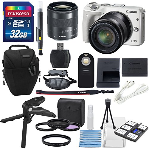 Canon-EOS-M3-Mirrorless-Digital-Camera-with-EF-M-18-55mm-f35-56-IS-STM-Lens-and-Deluxe-Accessory-Bundle
