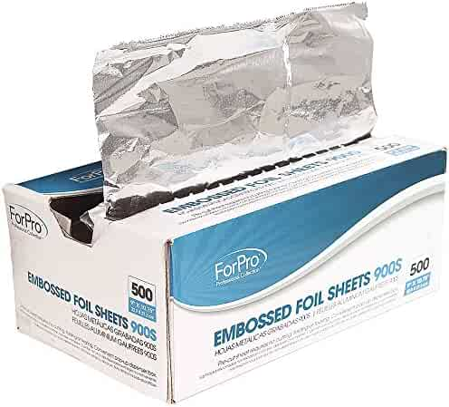 For Pro Foil Sheets 900s 9 Inch X 10.75 Inch, 500 Count