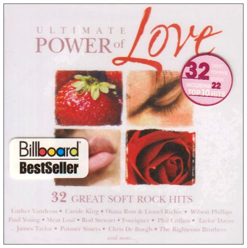 Ultimate Power of Love (Cd Ultimate Love Collection)