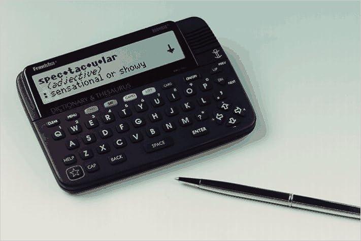 Speaking Merriam-Webster Dictionary & Thesaurus: BOOKMAN(R