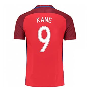 Image Unavailable. Image not available for. Color  2016-17 England Away  Football Soccer T-Shirt Jersey (Harry Kane 9) 10ca8a5ba