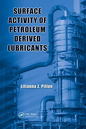 Hydraulic Oil Oxidation - Surface Activity of Petroleum Derived Lubricants