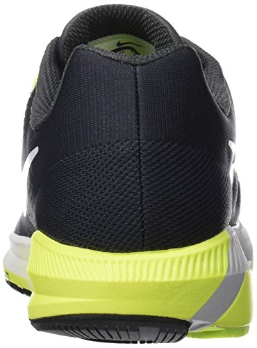 Nike Mens Air Zoom Structure 21 Scarpa Da Corsa Cool Grigio / Bianco-antracite-volt