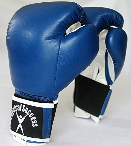 Kids Boxing Gloves Blue 2oz -