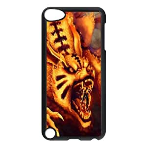 Naruto art iPod Touch 5 Case Black Protect your phone BVS_809522