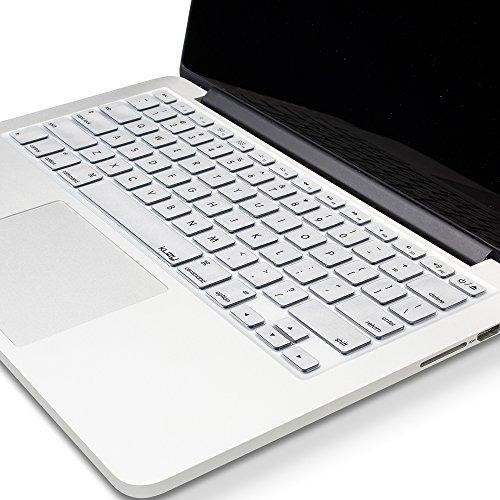 Kuzy Metallic Keyboard Cover for MacBook Pro and MacBook Air