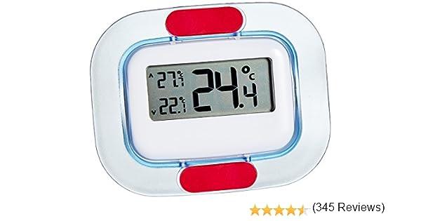 TFA 301042 - Termómetro digital para frigoríficos: Amazon.es ...