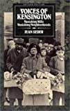 Voices of Kensington : Vanishing Mills, Vanishing Neighborhoods, Seder, Jean, 0939009374