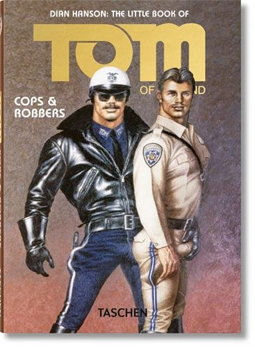 The Little Book of Tom of Finland: Cops & Robbers (Multilingual Edition)