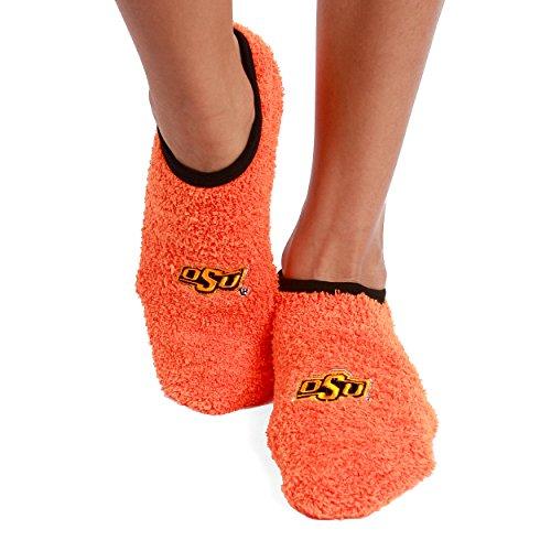 Fabrique Innovations NCAA  Foot-Z-Sox Slipper Socks, Oklahoma State ()