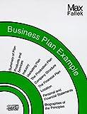 A Business Plan Example, Max Fallek, 0939069628