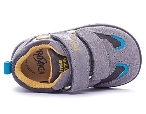 Primigi Ghigo unisex kinder, wildleder, low boots, 18 EU