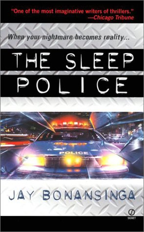 book cover of The Sleep Police