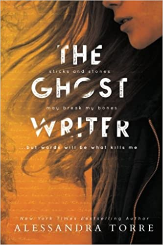 The ghost writer book