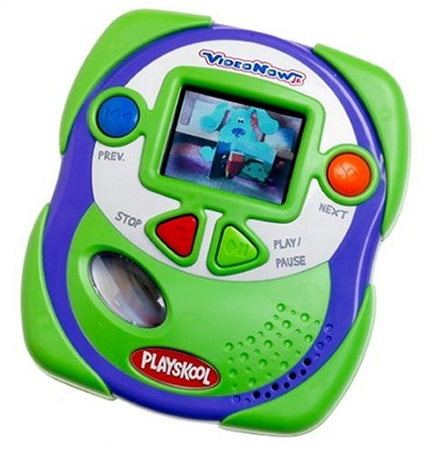 Videonow Jr. Player Purple/Green