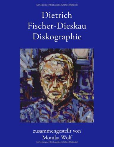 Dietrich Fischer-Dieskau-Diskographie