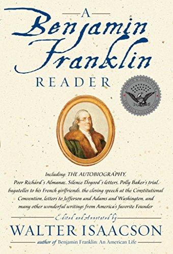 Walter Isaacson - A Benjamin Franklin Reader