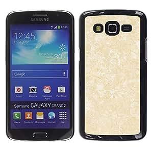 TopCaseStore / la caja del caucho duro de la cubierta de protección de la piel - Tile pattern - Samsung Galaxy Grand 2 SM-G7102 SM-G7105