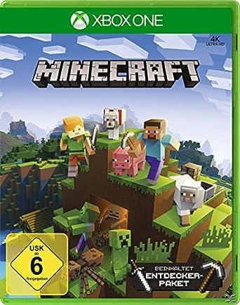 Minecraft Inkl EntdeckerPaket Amazonde Games - Minecraft ahnliche spiele ios