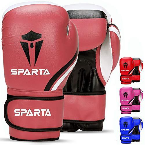 Lions Amateur Fitness Boxing Set Hook /& Jab Pads Focus Punch Bag Gloves Target Strike Mitts Impact Red, 10oz