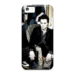 New Style Cases Covers Hje59534zJJc Music Rock Band Him Compatible With Iphone 5c Protection Cases