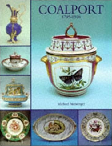 Coalport China 1795 - 1926 | amazon.com