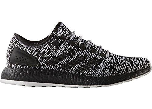 Adidas Mannen Pureboost Ltd Hardloopschoen (mt. 13) Zwart, Wit Kern Zwart / Kern Zwart / Wit Schoenen