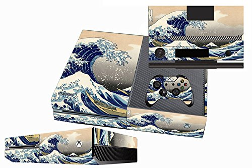 LLC Integral Skin Decal Cover for xBox-One Console Gamepad Sticker xbox one (1)
