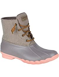 Saltwater Pop Outsole Duck Boot