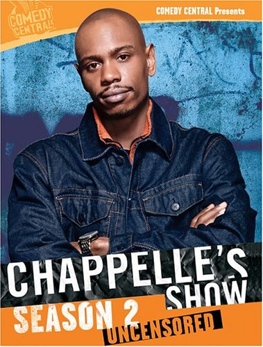 Chappelle's Show: Season 2 - Uncensored [DVD] [Region 1] [US Import] [NTSC]