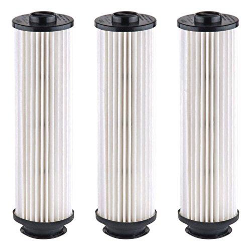 Replacement Vacuum 40140201 Filter Hepa (3 Pack HEPA Filters for Hoover Bagless Upright Vacuum 40140201 43611042 42611049)
