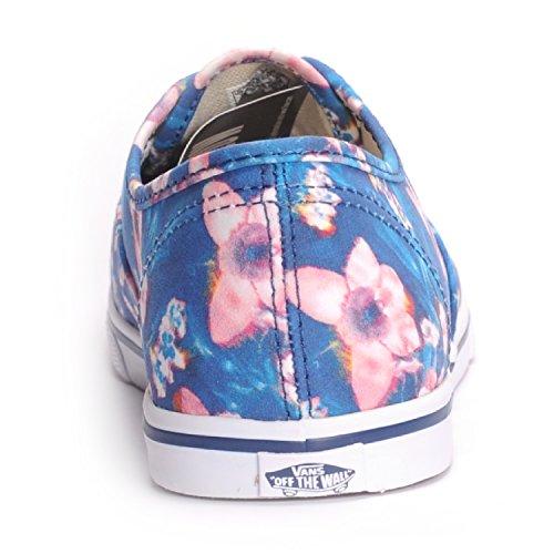 06585a82a2 Vans Authentic Lo Pro (Blurred Floral Poseidon) Womens Shoes (9 Men s 10.5  Women s)  Amazon.co.uk  Shoes   Bags