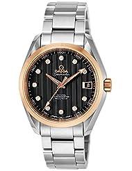 OMEGA watches Seamaster Aqua Terra Co-Axial automatic 231.20.39.21.51.003